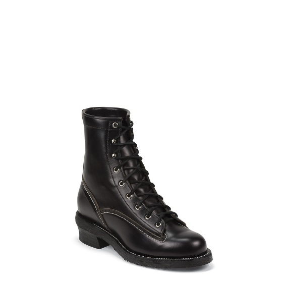 Image for REINHOLD BLACK boot; Style# 1042BLK