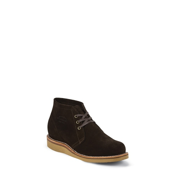 Image for MILFORD CHOCOLATE boot; Style# 1901G05