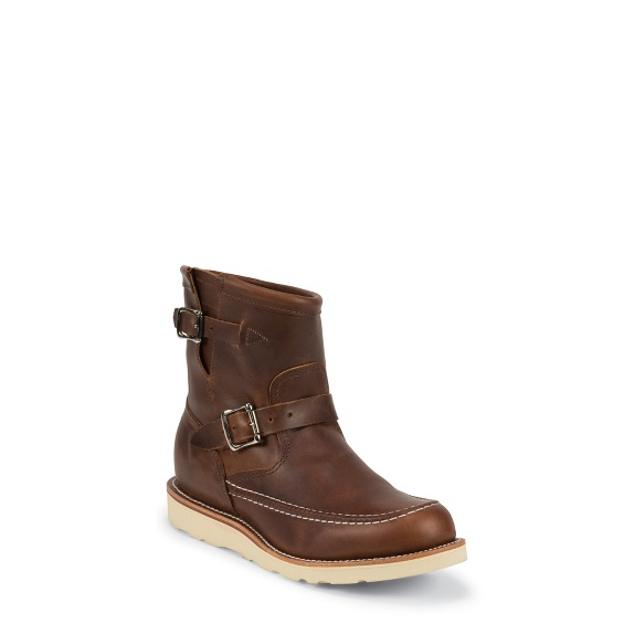 Image for ELSMERE TAN boot; Style# 1901M08