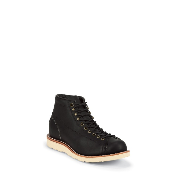 Image for HUDSON BLACK boot; Style# 1901M34