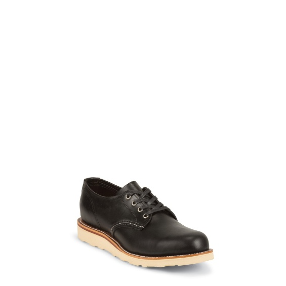 Image for ALDRICH BLACK OXFORD boot; Style# 1901M43