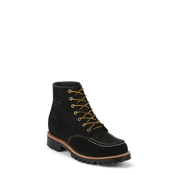 Image for SHIPTON BLACK boot; Style# 1901M62