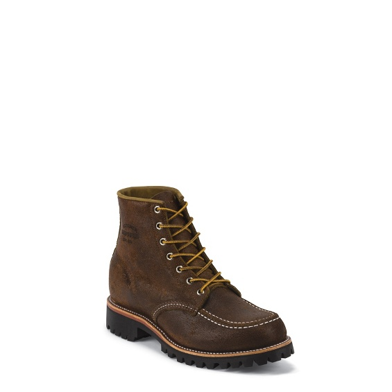 Image for SHIPTON BROWN boot; Style# 1901M64
