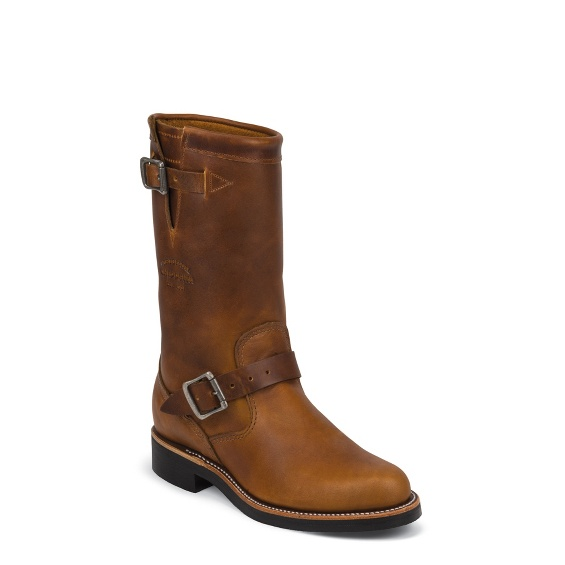 Image for RAYNARD TAN 11 boot; Style# 1901W15