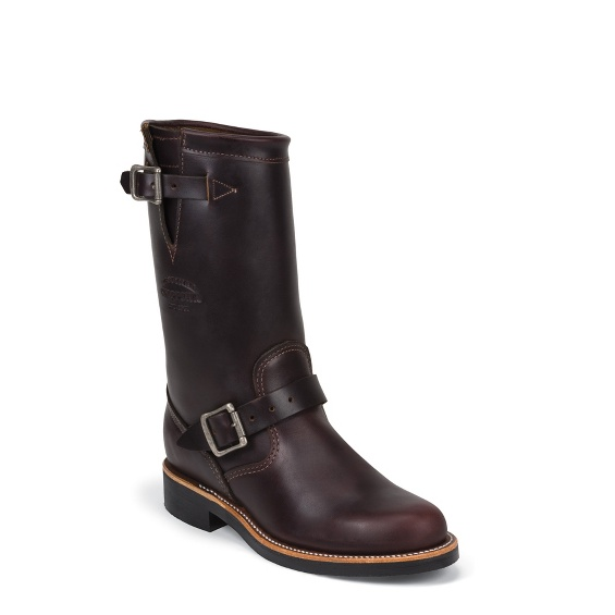 Image for RAYNARD CORDOVAN 11 boot; Style# 1901W16