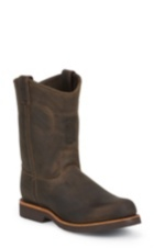 Image for CORBIN PULLON CHOCOLATE boot; Style# 20075