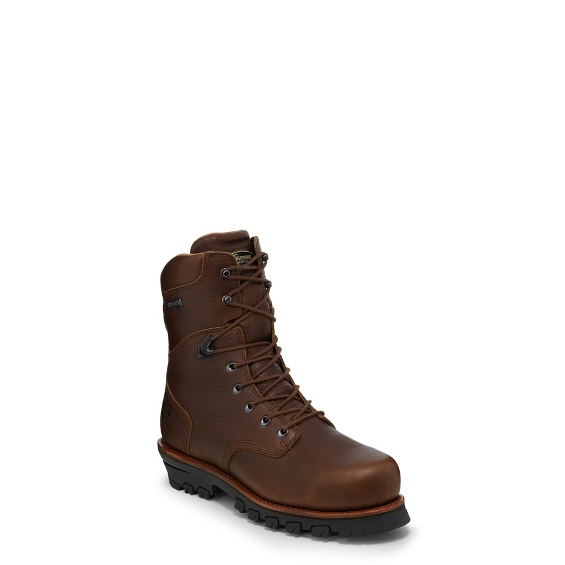 """Image for 9"""" OAK TARPON W/P COMP TOE LACE UP boot; Style# 20505"""