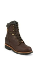 Image for GRENN INSULATED WATERPROOF STEEL TOE 8 boot; Style# 25258