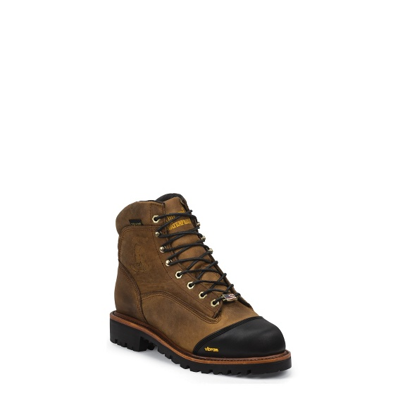 Image for BOLGER INS WATERPROOF LACEUP 6 boot; Style# 25372