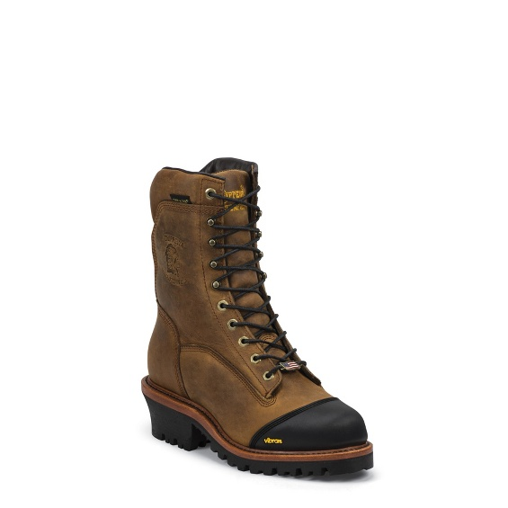 Image for GRIMSTAD GOLDEN INS WATERPROOF COMP TOE boot; Style# 25388