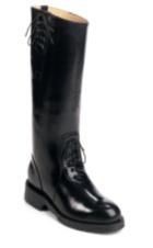 Image for BADEN TROOPER BLACK POLISH boot; Style# 27950