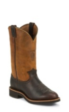 "Image for 12"" BRIAR PITSTOP ROUND TOE PULLON boot; Style# 29321"
