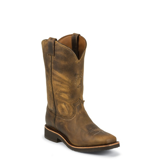 Image for SORONTO SAND SQUARE TOE boot; Style# 29324