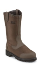 "Image for 12"" BROWN WATERPROOF S/T NYLON RIGGER boot; Style# 72230"