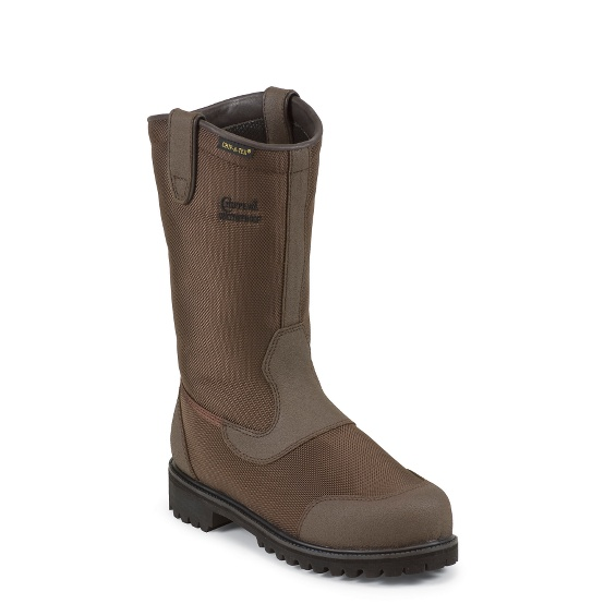 """Image for 12"""" BROWN WATERPROOF S/T NYLON RIGGER boot; Style# 72230"""