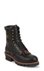 Image for PALADIN BLACK WATERPROOF boot; Style# 73051