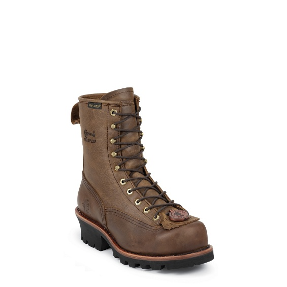 Image for PALADIN BAY APACHE WATERPROOF STEEL TOE boot; Style# 73101