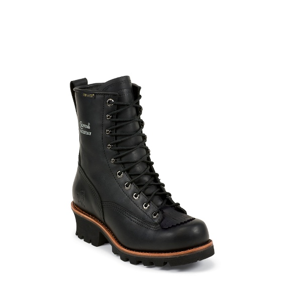 Image for PALADIN BLACK INS WATERPROOF COMP TOE boot; Style# 73114