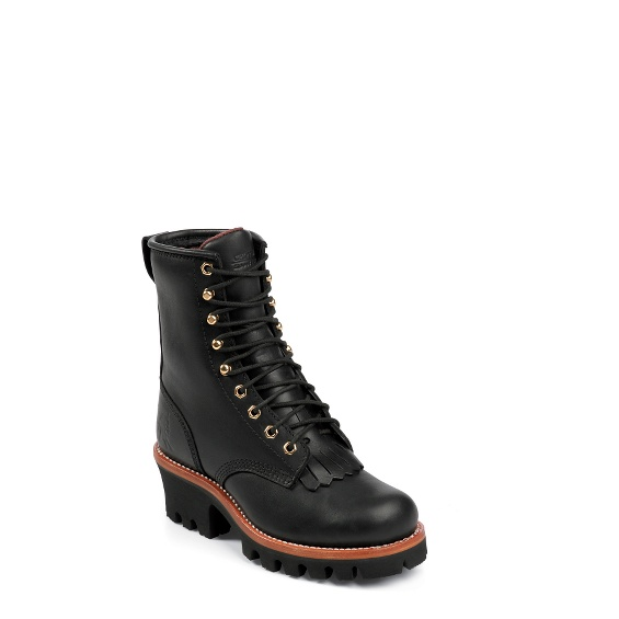 Image for TINSLEY BLACK INSULATED boot; Style# L73045