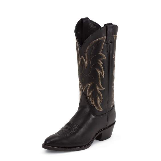 Image for DRISCOLL BLACK boot; Style# 1419