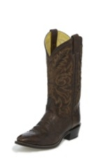Image for BUCK DARK BROWN boot; Style# 1564