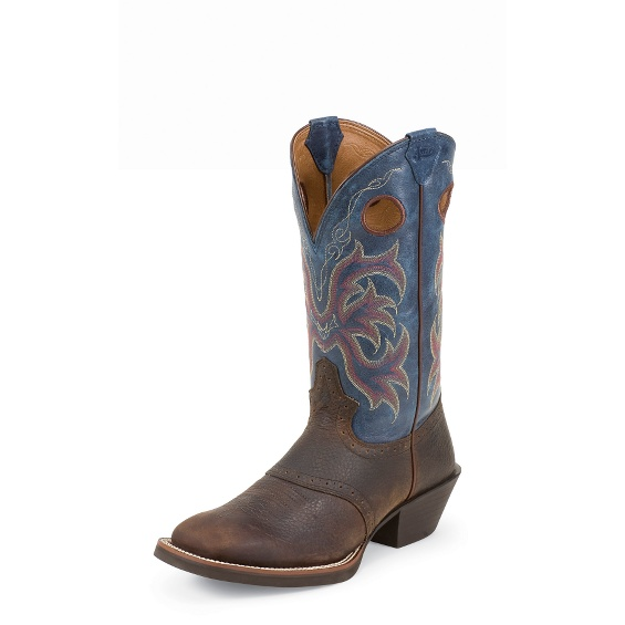 Image for ROLLIKER DARK BROWN boot; Style# 2520