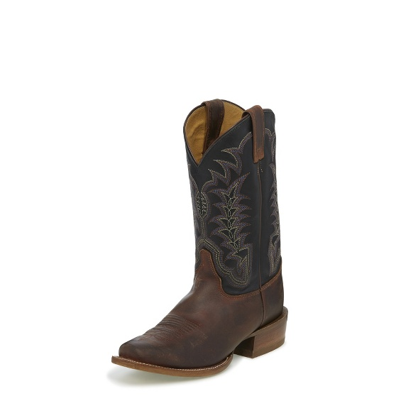 Justin Boots 2710 Hank Brown