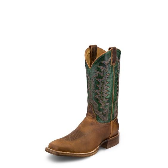 Image for HIDALGO COGNAC boot; Style# 2811