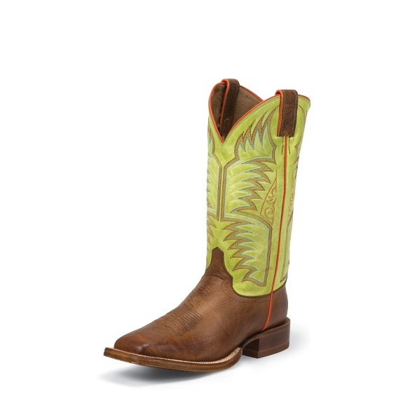 Image for HIDALGO GREEN boot; Style# 2852