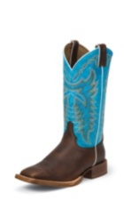 Image for HIDALGO DARK BROWN boot; Style# 2853