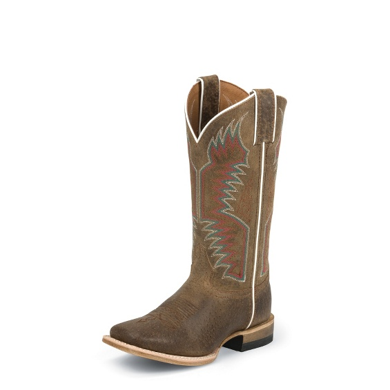 Image for LUCKENBACH TAN boot; Style# 340JR