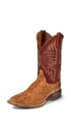 Image for JOSIAH COGNAC FULL QUILL boot; Style# 5157