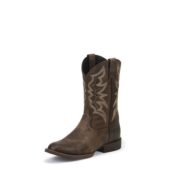 Image for BUSTER DISTRESSED BROWN boot; Style# 7221