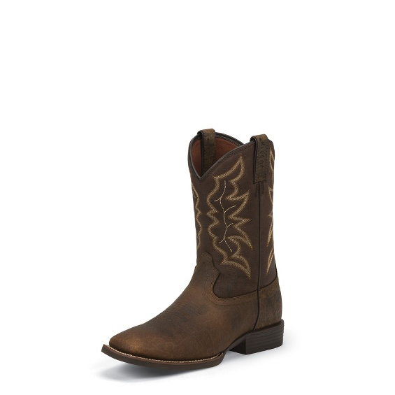 Image for CHET PEBBLE BROWN boot; Style# 7222