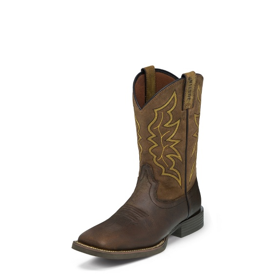 Justin Boots 7223 Chet Brown