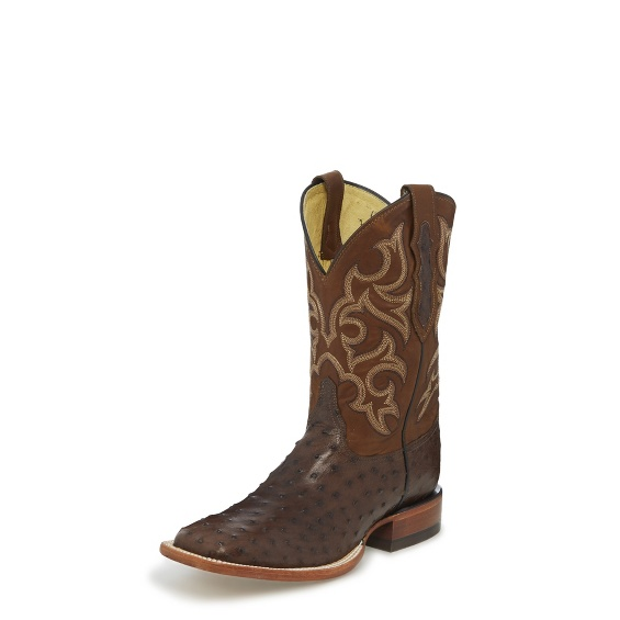 Image for TRUMAN BROWN FULL QUILL boot; Style# 8515