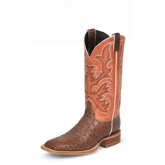 Image for PASCOE BROWN FULL QUILL boot; Style# 8573