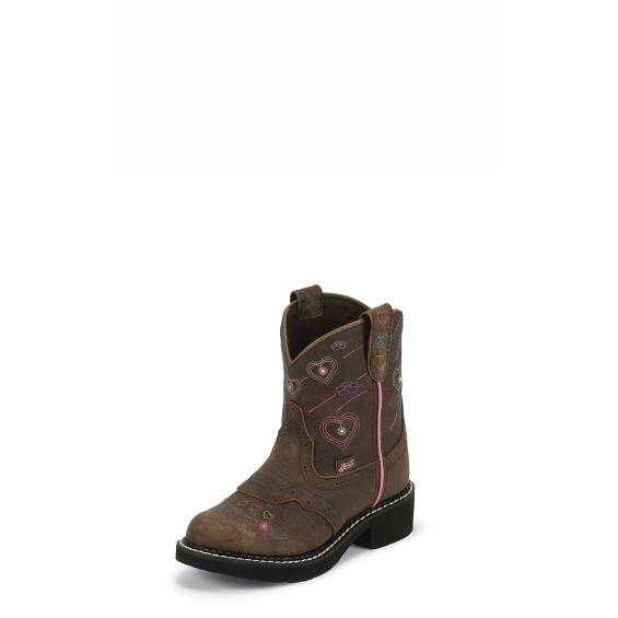 Image for ESMERELDA BROWN boot; Style# 9205JR