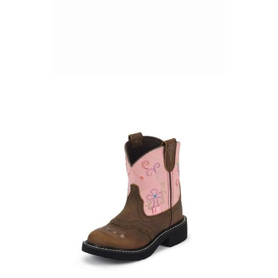 Image for ESMERELDA PINK boot; Style# 9206JR