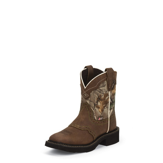 Image for TRIBBEY CAMO boot; Style# 9603JR