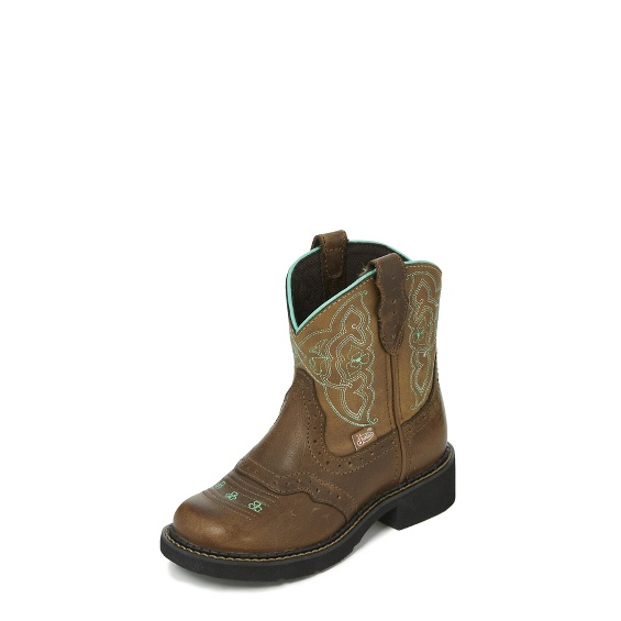 Image for NURI TAN boot; Style# 9622JR