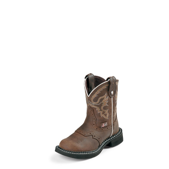 Image for NURI BROWN boot; Style# 9909C