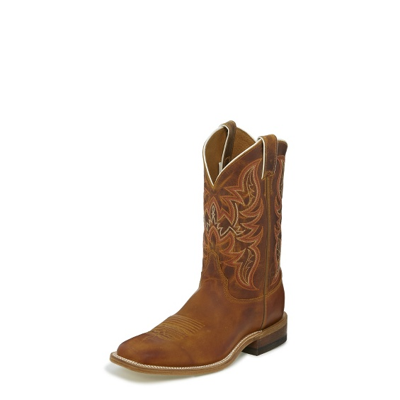 Image for AUSTIN DISTRESSED COGNAC boot; Style# BR735