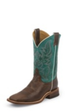 Image for AUSTIN TURQUOISE boot; Style# BR739