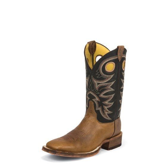 Justin Boots Br740 Caddo Brown