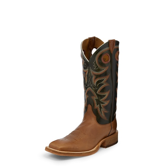 Justin Boots Br743 Kerrville Copper