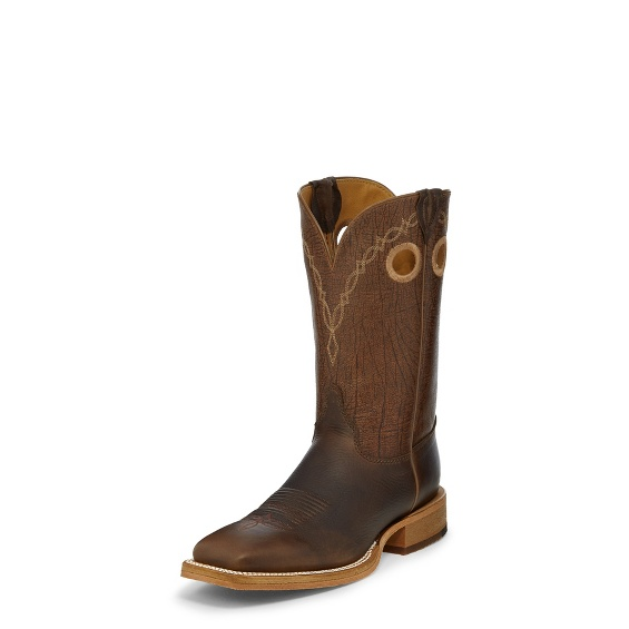Image for CADDO GRIZZLY BROWN boot; Style# BR773