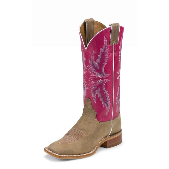 Image for ALBANY PINK boot; Style# BRL311