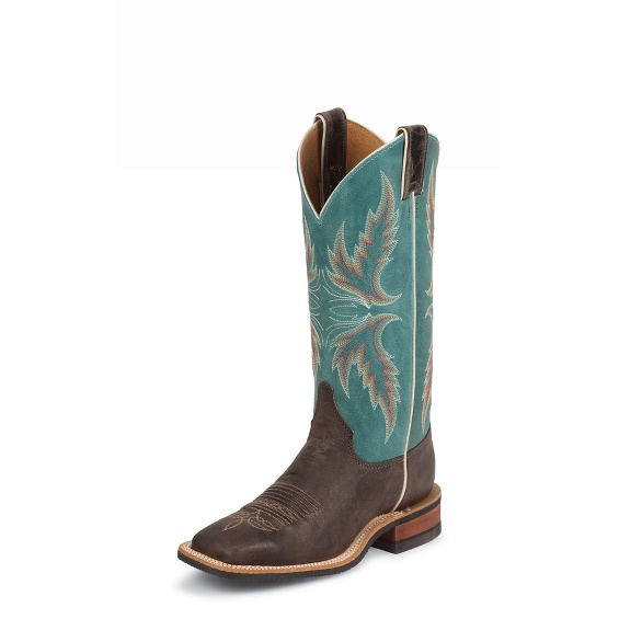 Justin Boots Brl335 Uvalde Chocolate