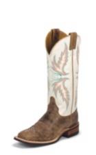 Image for UVALDE TAN boot; Style# BRL336